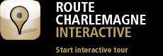 Route Charlemagne interactive - Start tour