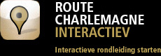 Route Charlemagne interactiev - rondleiding